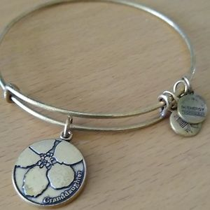 Alex and Ani bangle # granddaughter#